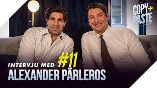 Om driv - Alexander Pärleros, Framgångspodden
