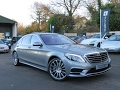 2013 Mercedes S350 B/Tec L AMG Line Exec  -for sale at George Kingsley, Colchester, - 01206728888
