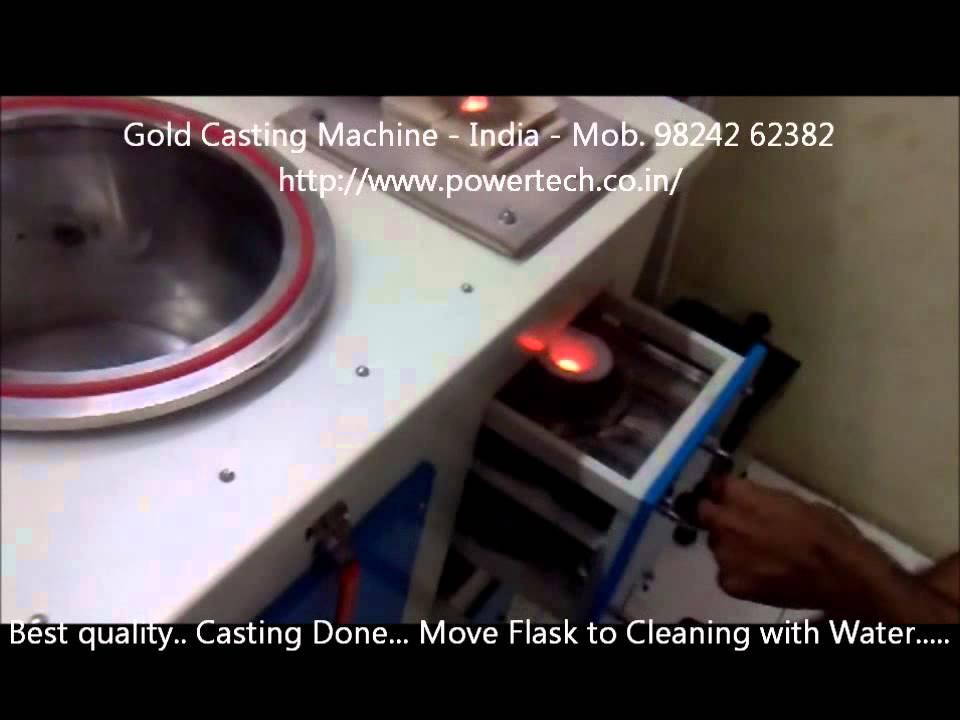 gold jewellery vacuum casting machine ch Vacuum Wax Injector