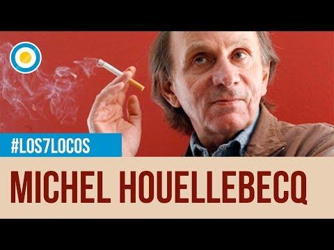 Michel Houellebecq en Los 7 locos (2 de 4)