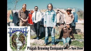 Songs From The Road Band LIVE @ Pisgah Brewing 6-7-2018