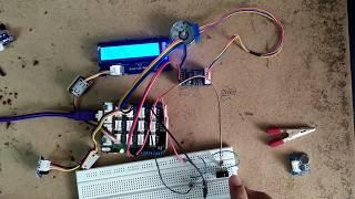 How to make arduino coil winding machine