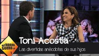 La divertida anécdota de los hijos de Toni Acosta - El Hormiguero 3.0