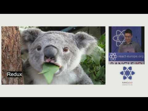 Redux and Web Workers on the Frontend by Dan Tsui at react-europe 2016