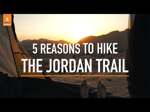 5 reasons to hike the Jordan Trail