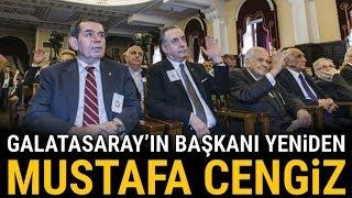 Galatasaray'ın Başkanı Yeniden Mustafa Cengiz