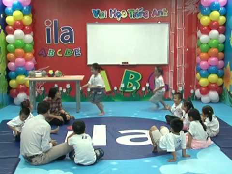 ILA - Vui Hoc Tieng Anh - Lesson: Bear Hunt