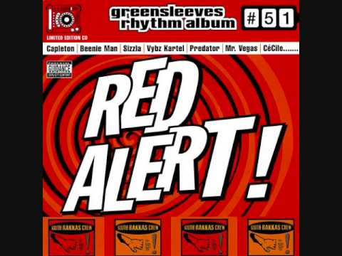 Red Alert Riddim Mix (2004) By DJ WOLFPAK
