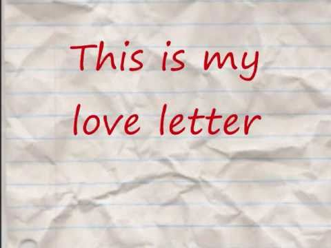 Love Letter By Jessica Harp Duration 0342 FileType Mp3
