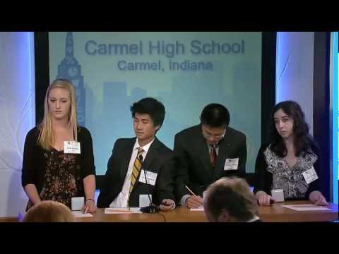 12th Annual National Economics Challenge in 2012