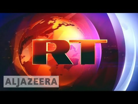 RT America forced to register as a 'foreign agent'