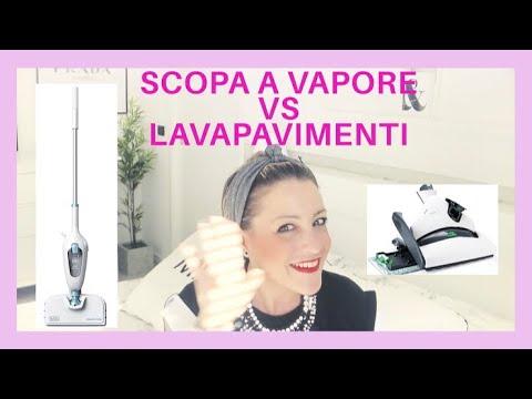 Scopa a vapore black decker vs lavapavimenti folletto youtube - Lavapavimenti a vapore folletto ...