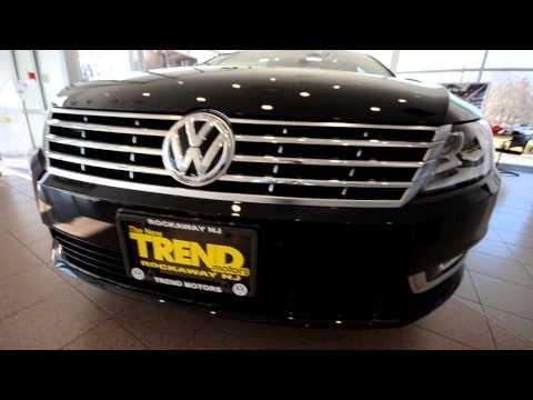 BRAND NEW 2013 Volkswagen CC Lux 5-Passenger at Trend Motors VW in Rockaway, NJ