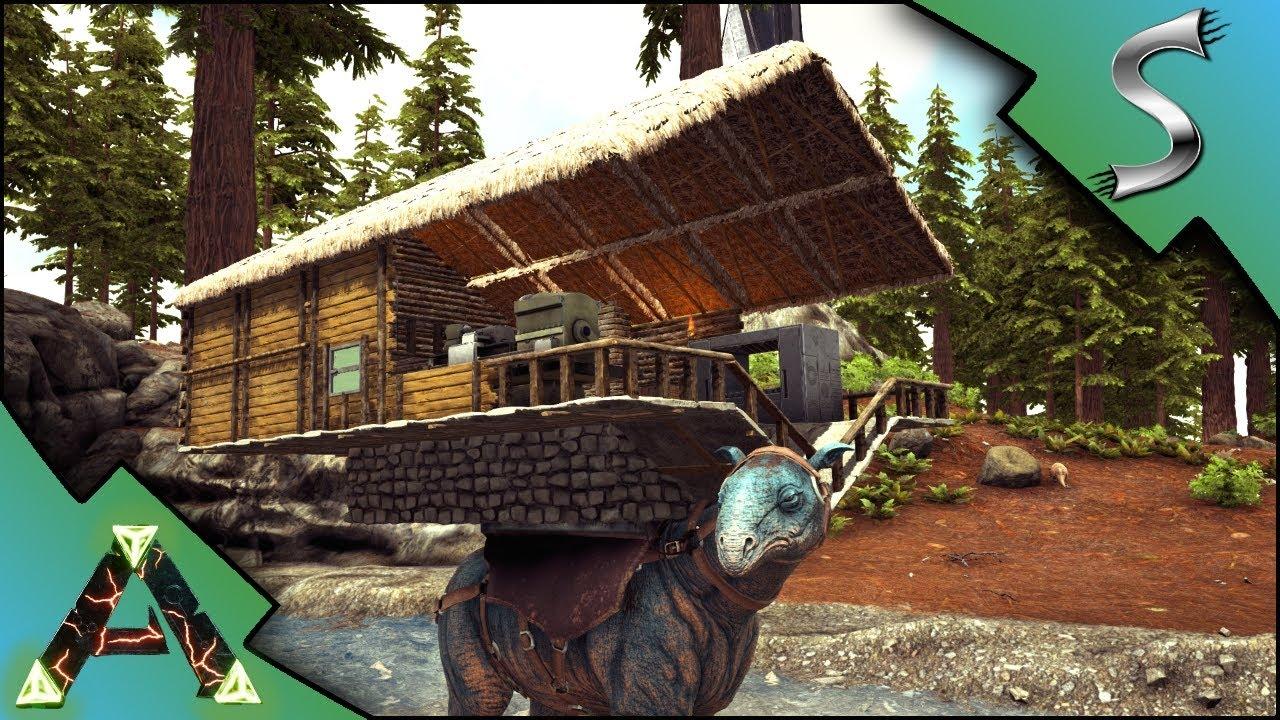 Mutated Paracer Mobile Base Plus Kapro Breeding Ark
