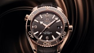 The OMEGA Seamaster Planet Ocean 600M Master Chronometer