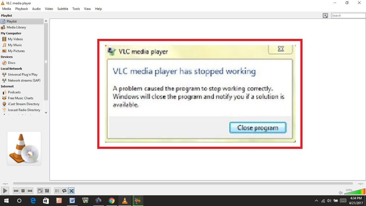 vlc media player for windows 8 1
