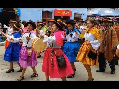 PUKLLAY 2016 - Pasacalle en vivo desde Andahuaylas HD - Parte 1