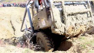 Trucktrial 2011: Milovice