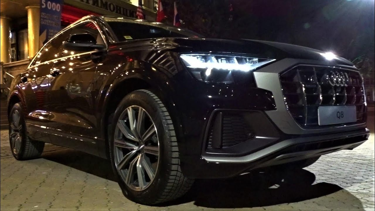 2019 Audi Q8 Q7 Suv S Line Quattro Demonstration Interior Exterior Walkaround