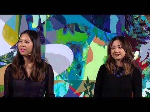 Redefining Asian American Narratives Through Storytelling | Katerina Jeng, Krystie Mak | TEDxJHU