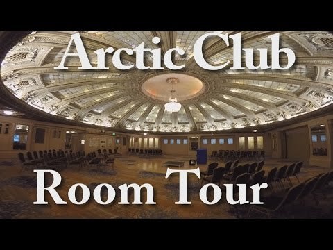 Arctic Club Seattle Quick Look and Room 809 Tour