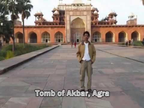 Tomb of Akbar in Sikandara