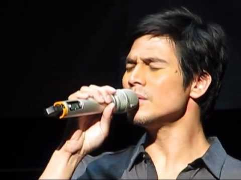 Piolo Pascual Sings Be My Lady at ABS-CBN's Toronto Concert