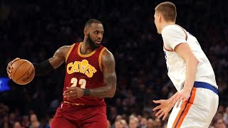 Time to Schein: Cavs defeat the Knicks 126-94