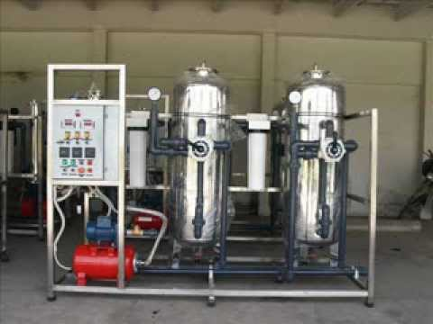 Community Water Purification Plant by Aqua Sheer