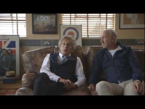 Roger Daltrey and Pete Townshend discuss 2015's Hyde Park event.