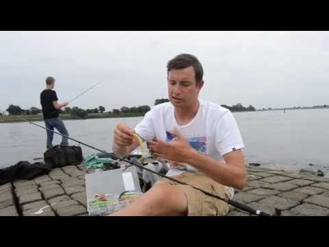 Zanderangeln in Hamburg mit Veit Wilde - RaubfischTV zu Besuch #7