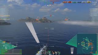 World of Warships - Deep inside a RADAR nest