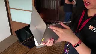 บุกอาณาจักร ASUS ZenBook ทุกรุ่น พร้อมเปิดตัวรุ่นใหม่ที่ใช้ CPU Intel Whiskey Lake ตัวแรกของโลก
