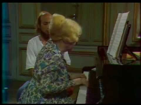 Yvonne Lefébure teaches how to play Beethoven