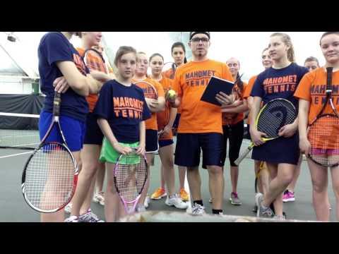2013 USTA Stanley Malless Award - Eric Schacht Acceptance (Mahomet Tennis)