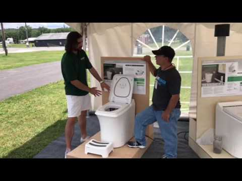 Laveo Dry Flush Toilet Instructions And Review Doovi