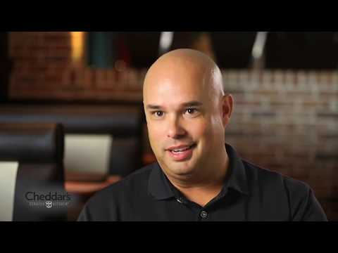 Faces Of Cheddar's Scratch Kitchen | Joey Mayes