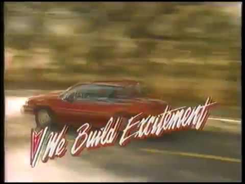 1989 Pontiac Grand Am Ad