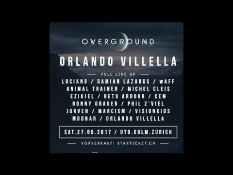 Orlando Villella . Ibiza Miami Radio Record Label . Overground . Live Set Recording .
