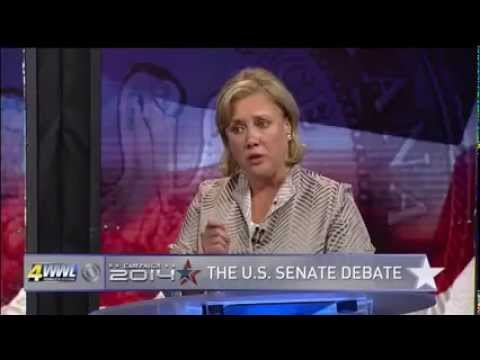 Mary Landrieu Repeatedly Dodges On If She Will Support Harry Reid For Leader