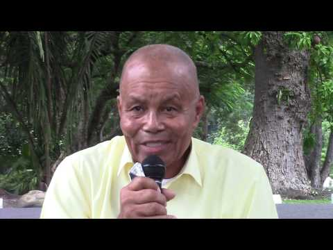 Part 1 of Nester Interview with Internationally recognized Cocoa Farmer, Stewart Paris