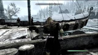 Skyrim: How to Get to Solstheim (Dragonborn DLC)