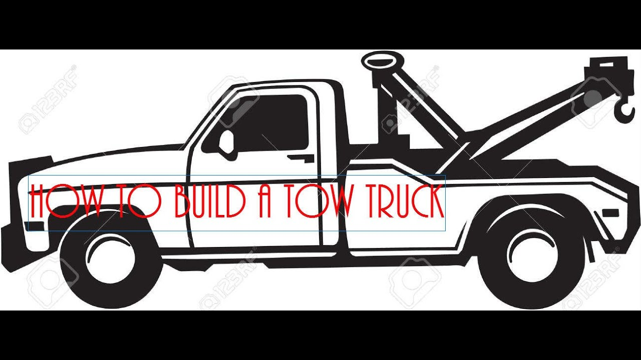 how to build a tow truck youtube rh youtube com tow truck graphics pictures cool tow truck graphics