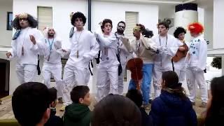 Asociación carnavalesca Los hombres del cristal