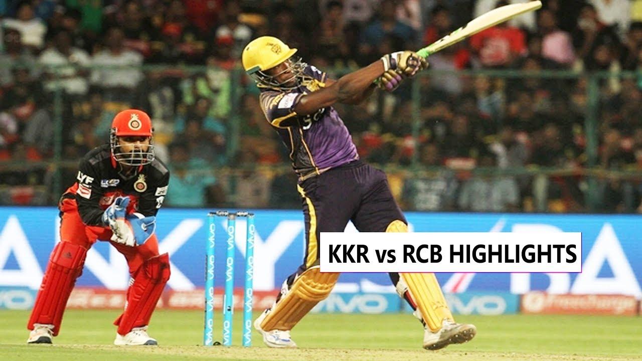 Highlights: Kkr Vs Rcb Full Match Highlights IPL 2019 ...