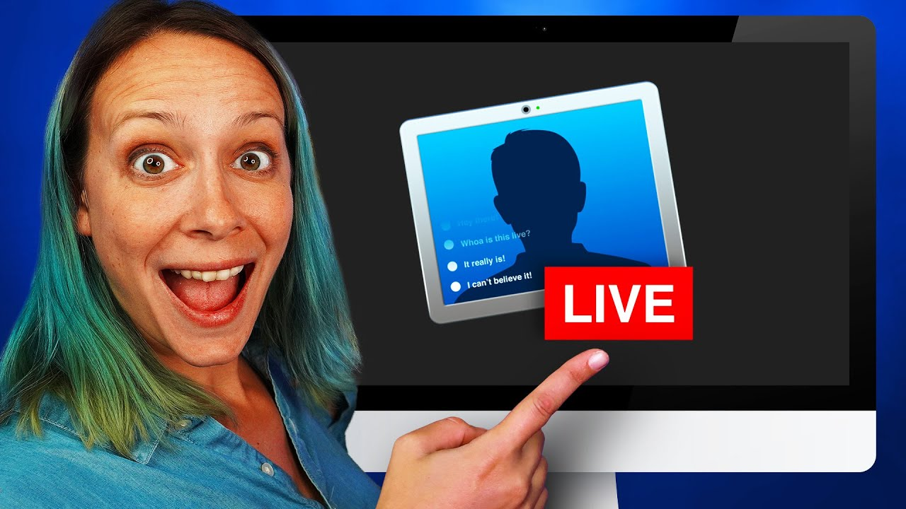 5 Tips to Make Live Streaming Production Easier with Ecamm Live