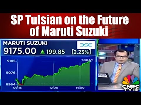 SP Tulsian on the Future of Maruti Suzuki Stocks   CNBC TV18