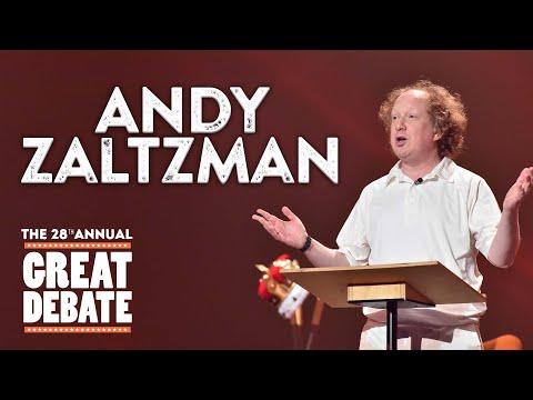 Andy Zaltzman - 2017 Annual Great Debate