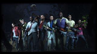 Left 4 Dead 2 XBOX 360 - En Directo #LIVE CONSEJOS GUIA Dead Center Swamp Fever Versus Realista 5