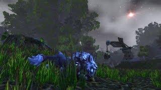 WoW Battleground PvP - Lost Warrior - Feral Druid v Warrior